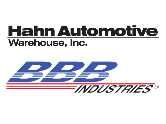 Hahn Automotive Honored with AASA Channel Excellence Award in Collaboration with BBB Industries